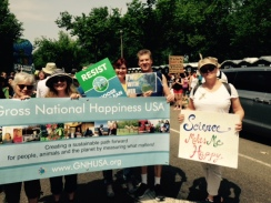 People's Climate March - Washington DC